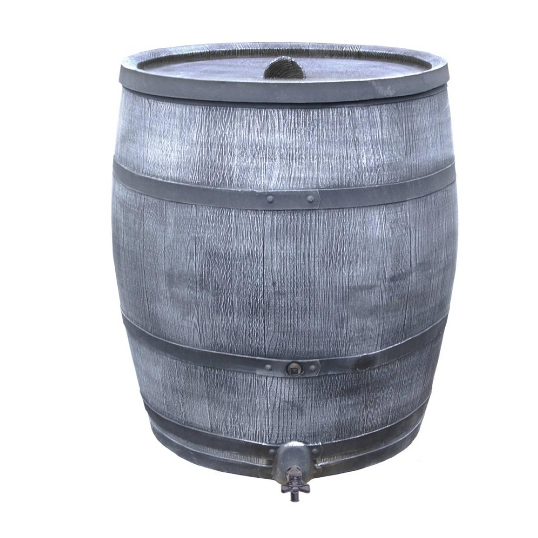 Regenton 350 Liter Grijs