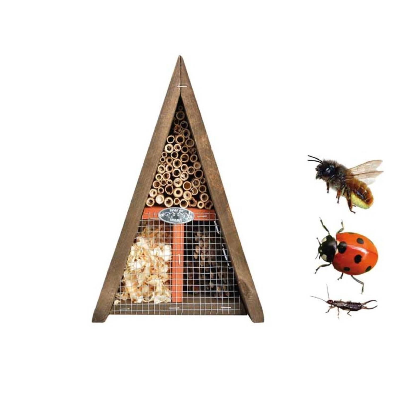 Korting Driehoekig Insectenhotel
