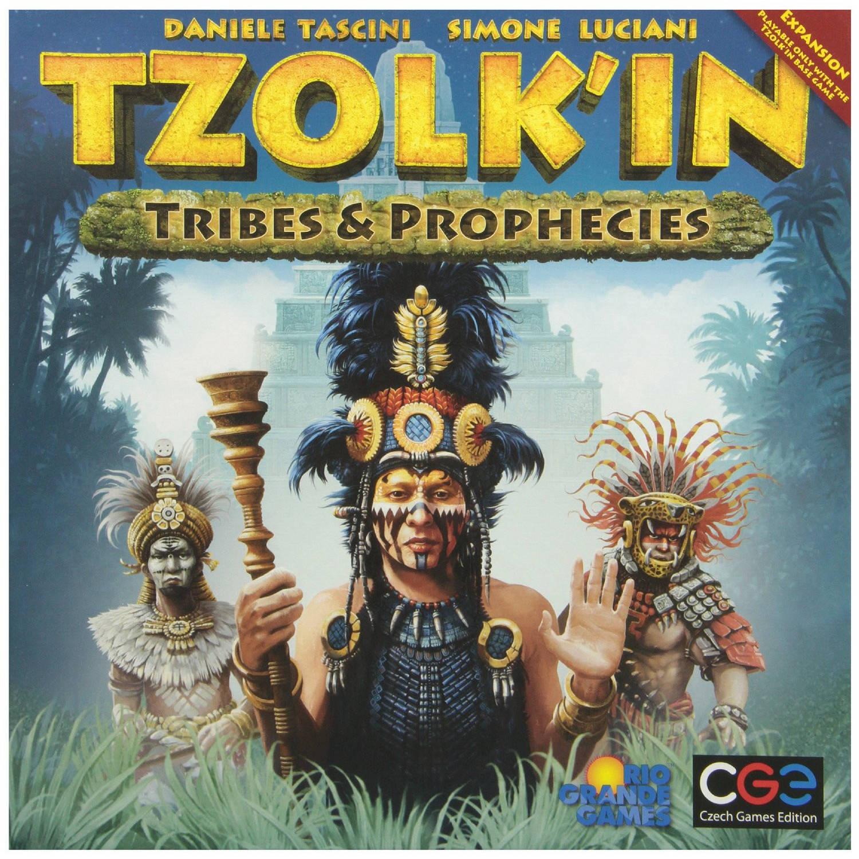 Afbeelding van Asmodee Czech Games bordspel Tzolk'in Tribes & Prophecies - EN