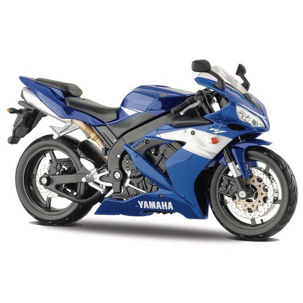 Modelmotor Yamaha YZF-R1 2004 1:12 - speelgoed motor schaalmodel