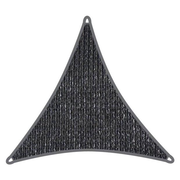Velleman Coolaroo schaduwdoek driehoek 6,5x6,5x6,5m Grafiet