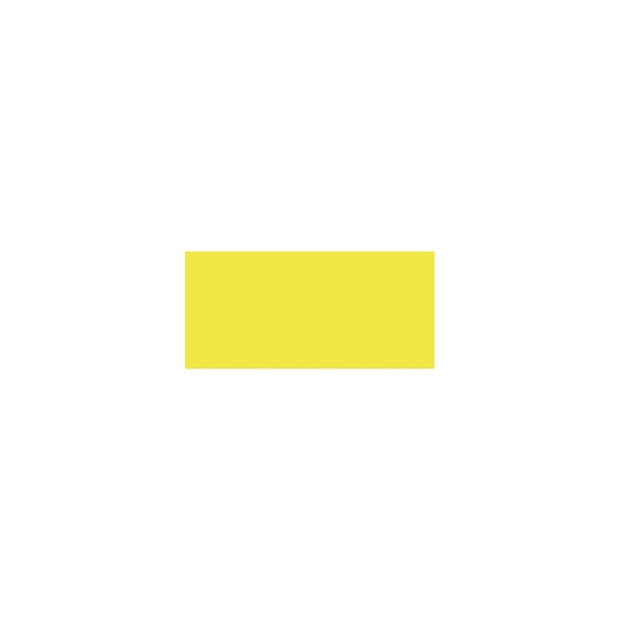 3x Gele textielverf flacons 34 ml - Acryl stoffen verf