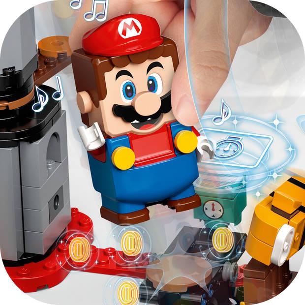 Super Mario - Uitbreidingsset: Eindbaasgevecht op Bowsers kasteel