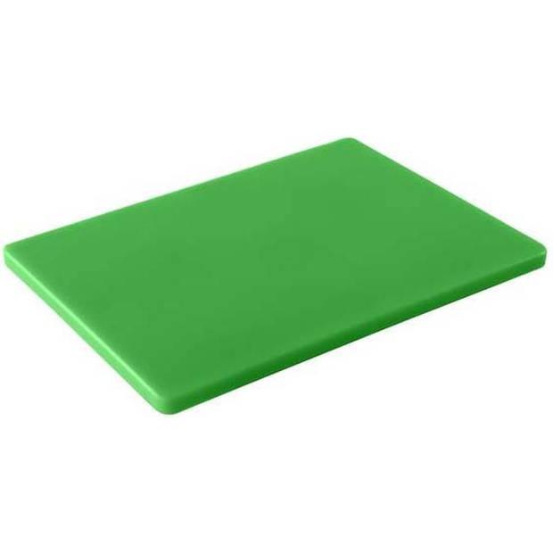 Cosy&TrendySnijplank HACCP -53x32cm - Groen