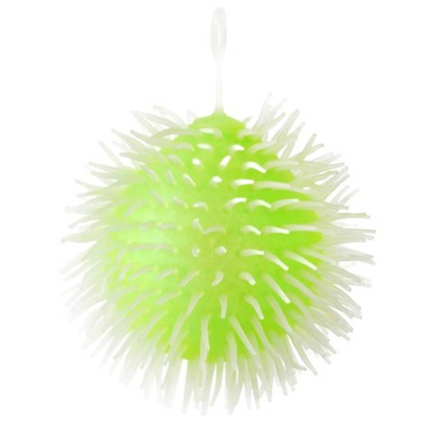 Toi-Toys stressbal junior 10 cm rubber groen