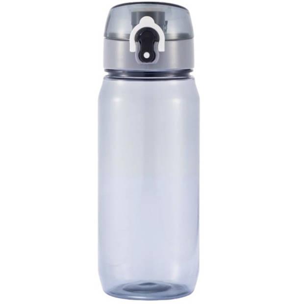 XD Design bidon Tritan XL 0,8 liter 21 x 7,4 cm grijs