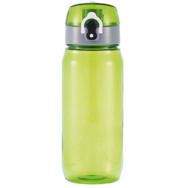 XD Design bidon Tritan XL 0,8 liter 21 x 7,4 cm groen