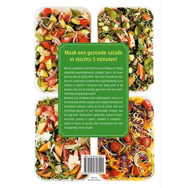 Salades voor de lunchbox - Klaar in 5 minuten!