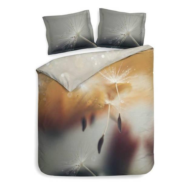 Heckett & Lane Heckett & Lane Abby dekbedovertrek - Lits-jumeaux (240x200/220 cm + 2 slopen) - Katoen satijn - Multi