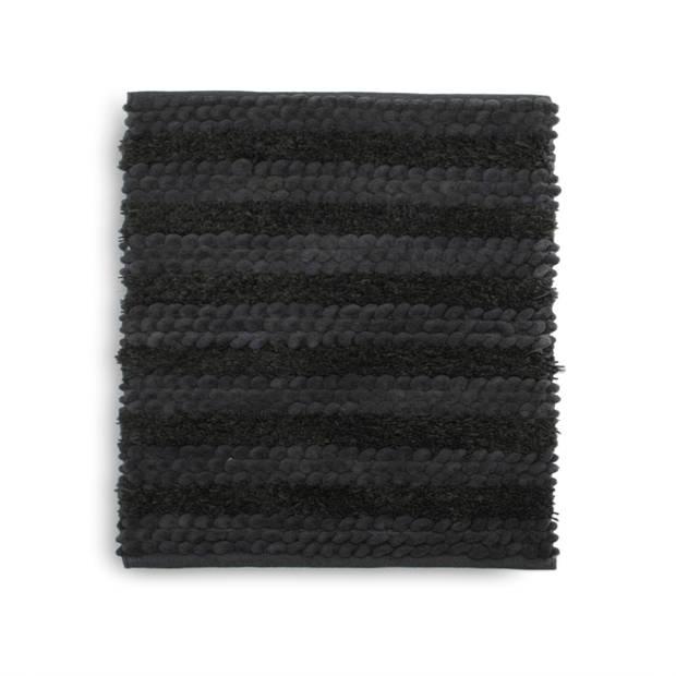 Heckett Lane Bidetmat Roberto - 60x60cm dark grey