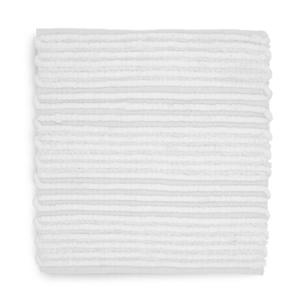 Heckett Lane Bidetmat Solange - 60x60cm white