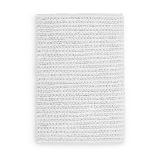 Heckett Lane Badmat Mylene - 70x120cm white
