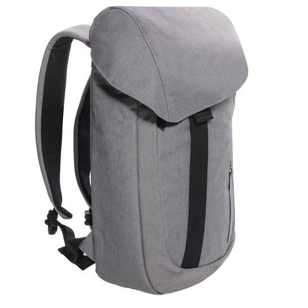 XD Design laptoprugzak Osaka 17 L 47 x 34 cm rPET grijs/zwart