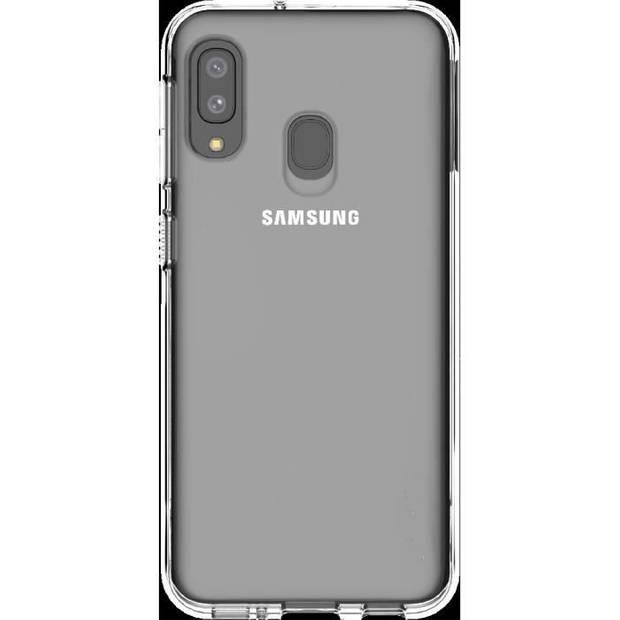 Achterkant Ontworpen voor SAMS Galaxy A20e Transp