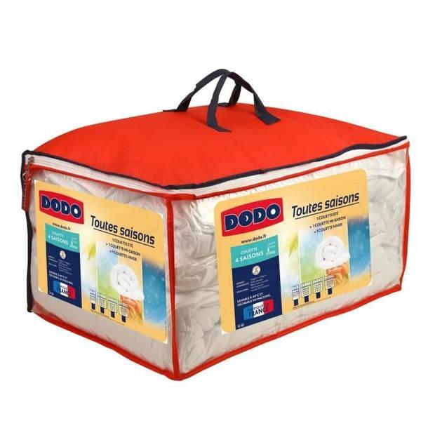 DODO Quilt 4 SEIZOENEN 200 + 300 g / m² 240x260cm