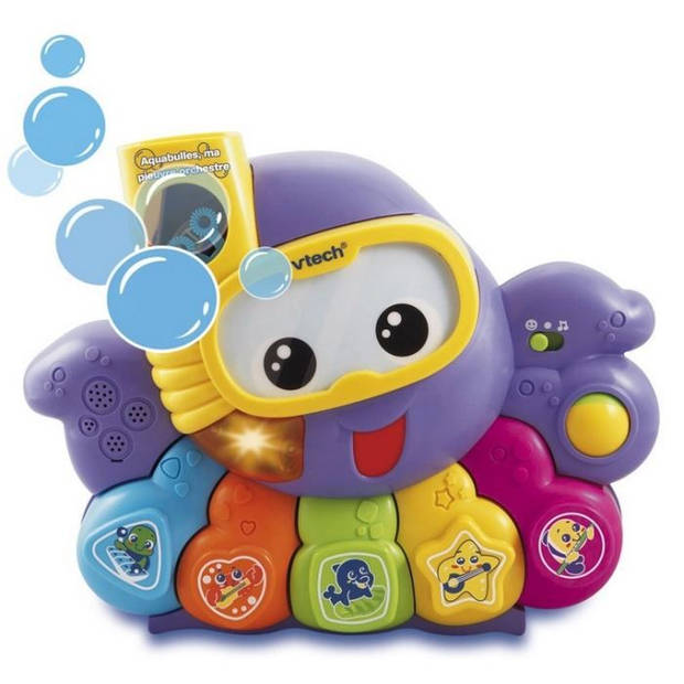VTECH BABY - Badspeelgoed - Aquabulles My Octopus Orchestra