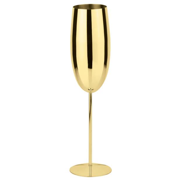 Paderno Champagneglas BAR Goud 27 cl