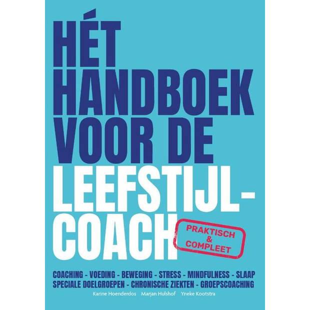 Het handboek voor de Leefstijlcoach