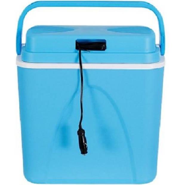 Connabride compacte koelbox - blauw - 12 volt - 22 Liter