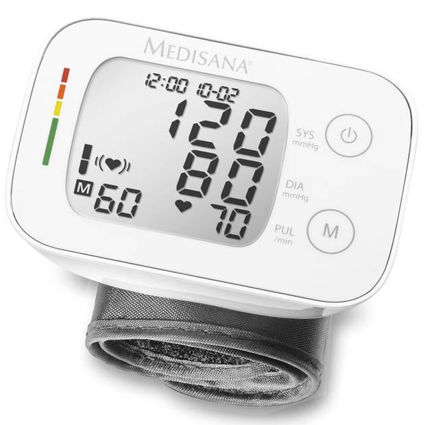 Medisana Polsbloeddrukmeter BW 335 wit