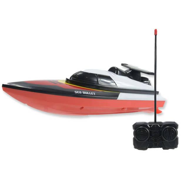 Gear2Play Speedboot radiografisch bestuurbaar Sea Bullet