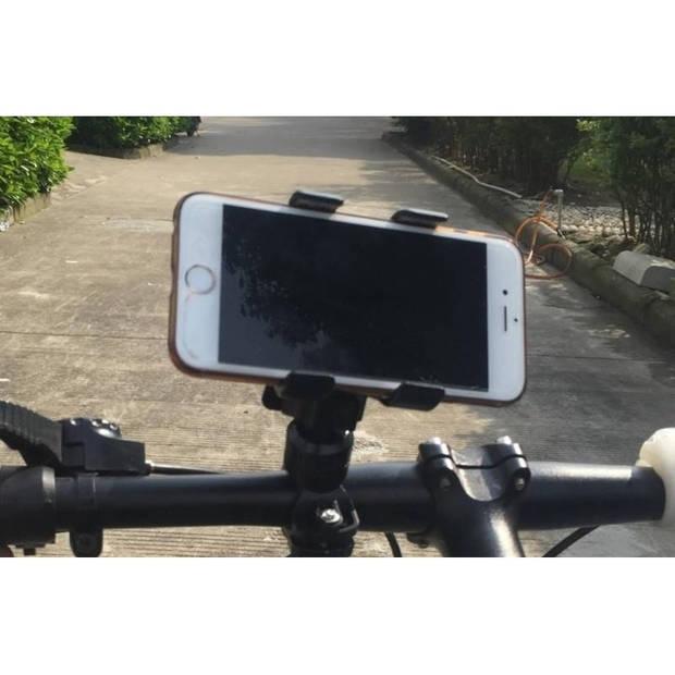 Universele smartphone/telefoonhouder voor op de fiets - Fietsen benodigdheden - Mobiele telefoon gadgets