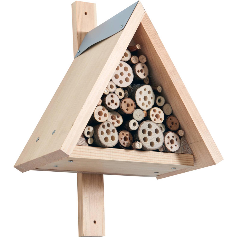 Haba Terra Kids Bouwpakket Insectenhotel 40 Cm Hout 22-delig online kopen