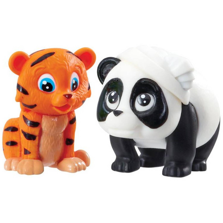 Goliath speelset Vet Squad panda junior wit/zwart 2 delig