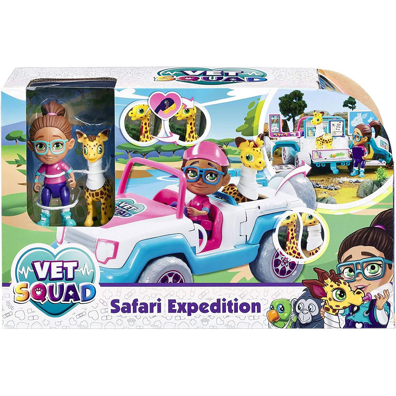 Goliath speelset Vet Squad safari junior 3 delig