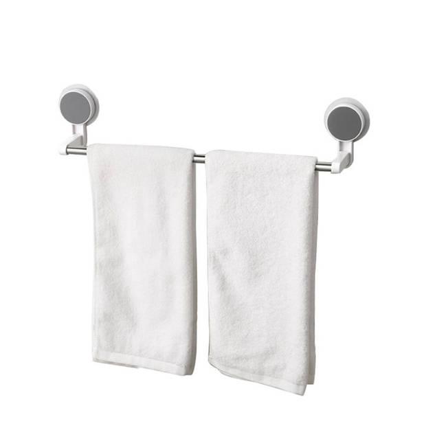 Handdoekstang met 1 Handdoeken stang voor Muur / Wand Bevestiging -