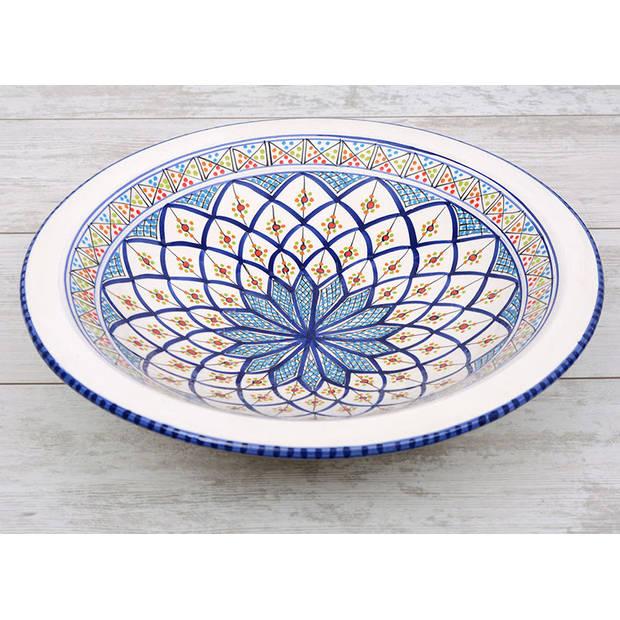 Serveerschaal Shebka Ø 30 cm SOR.AE.30 Dishes & Deco