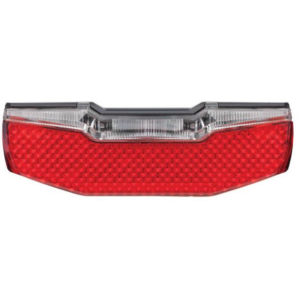 AXA achterlicht Blueline 50 mm led naafdynamo/fietsaccu rood