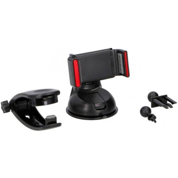 Dunlop smartphonehouder met zuignap universeel 55-86 mm zwart