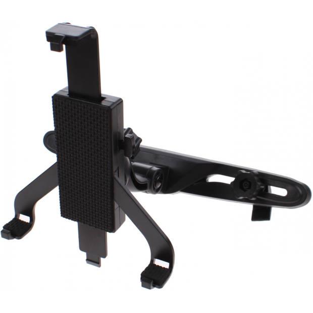 AutoStyle universele tablethouder hoofdsteun 125-205 mm zwart
