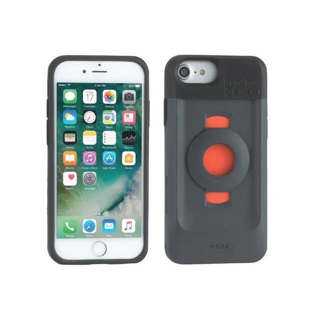 Tigra Sport autohouder met hoes FitClic Neo iPhone 6/6S/7/8