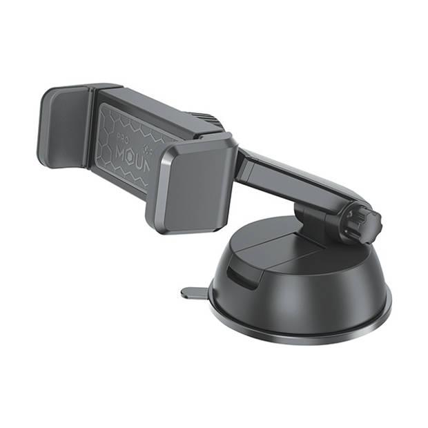 Celly autohouder Airvent 360° zuignap 14 cm zwart