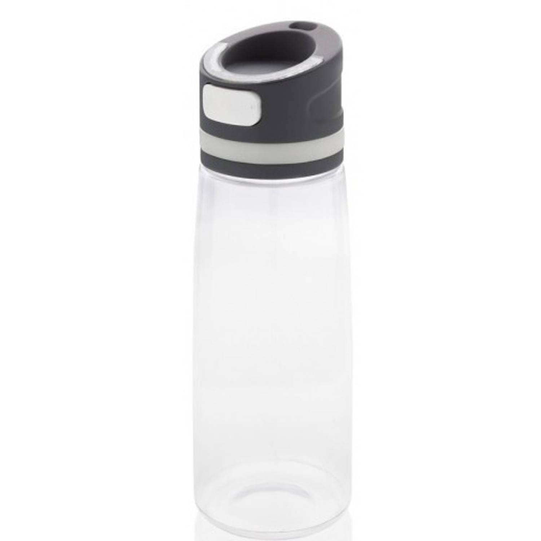 Image of Xd Xclusive Drinkfles Met Telefoonhouder 25 Cm 0.8 Liter Zwart