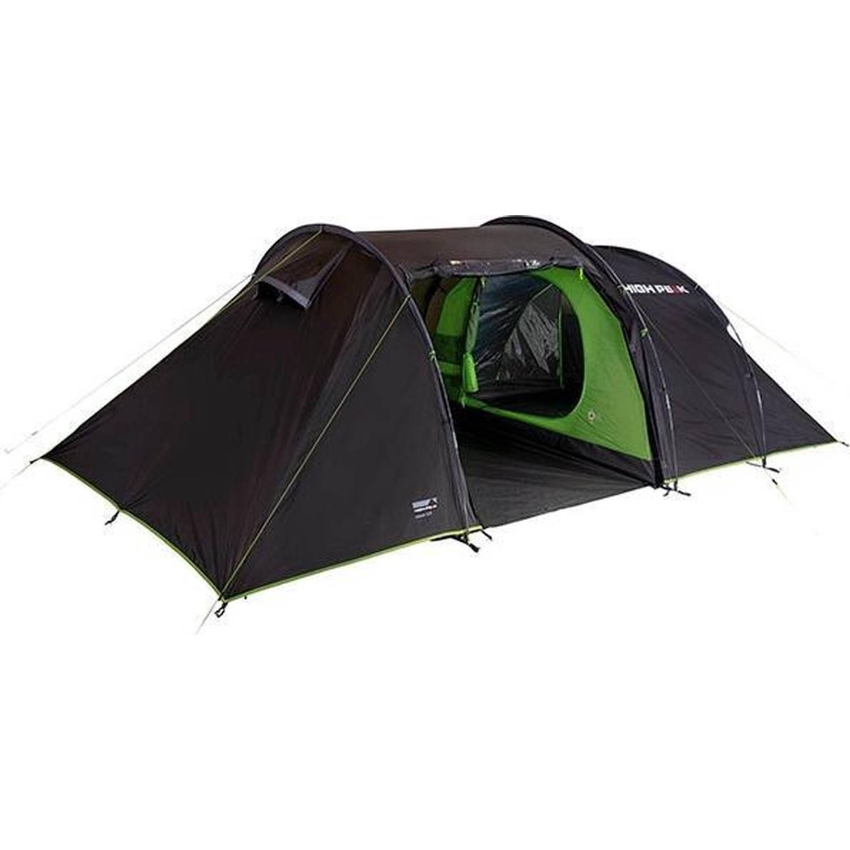 High Peak tunneltent tent Naxos 3.0, 3 Personen (met transporttas)