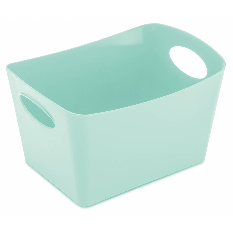Korting Koziol Opbergbox Boxxx S 1 Liter Turquoise