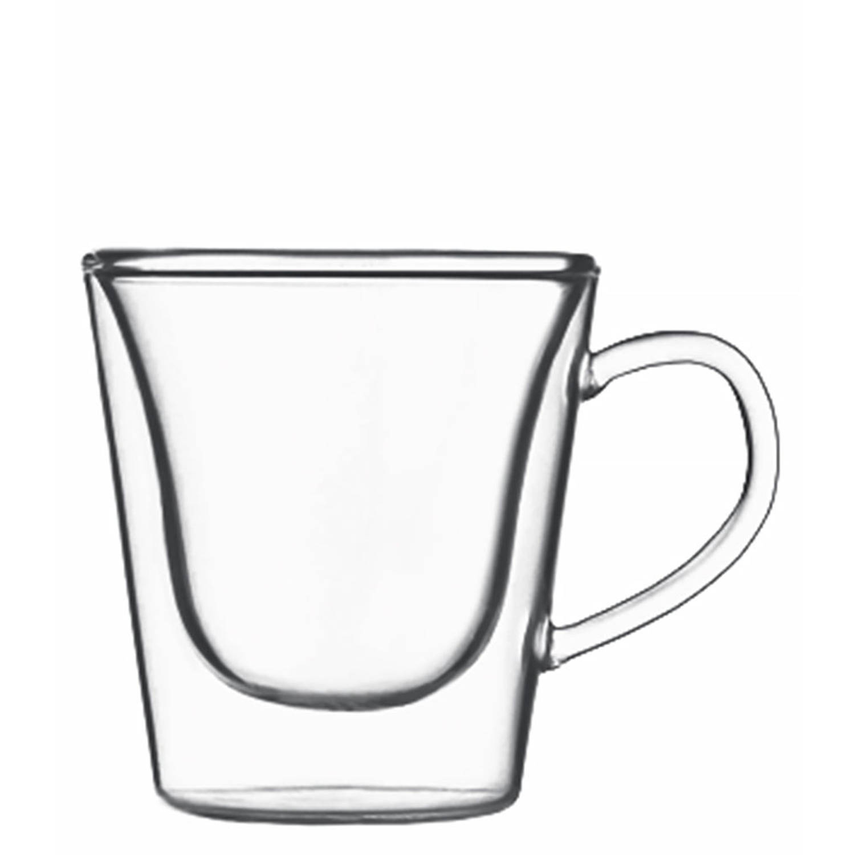 Bormioli Luigi - Thermic Glass Drink - 2 Koffie / Thee