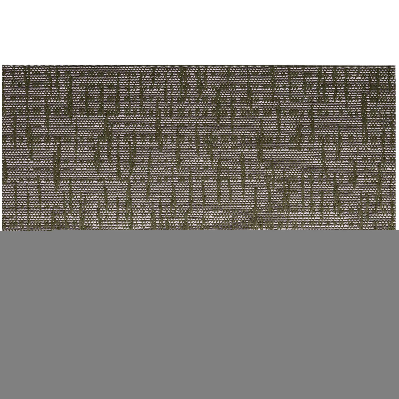 Image of 8x Rechthoekige Placemats Grijs/roze Geweven 30 X 45 Cm - Placemats/onderleggers - Keukenbenodigdheden - Tafeldecoratie