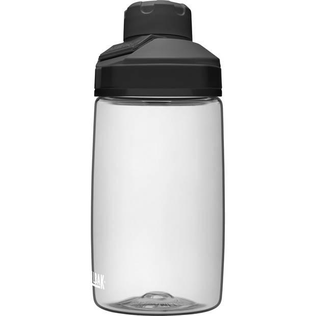 CamelBak drinkfles Chute Mag 400 ml tritan grijs/zwart