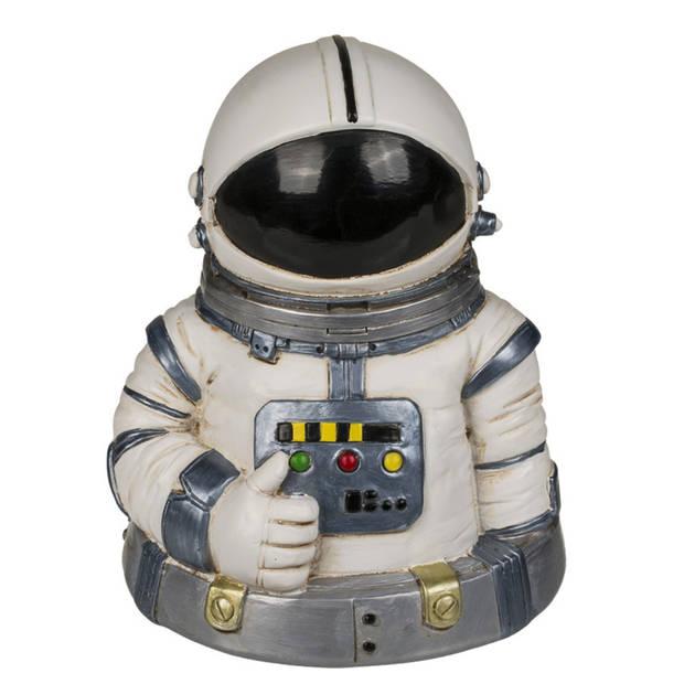 Spaarpot ruimtevaart astronaut 13 x 10 cm - Spaarpotten