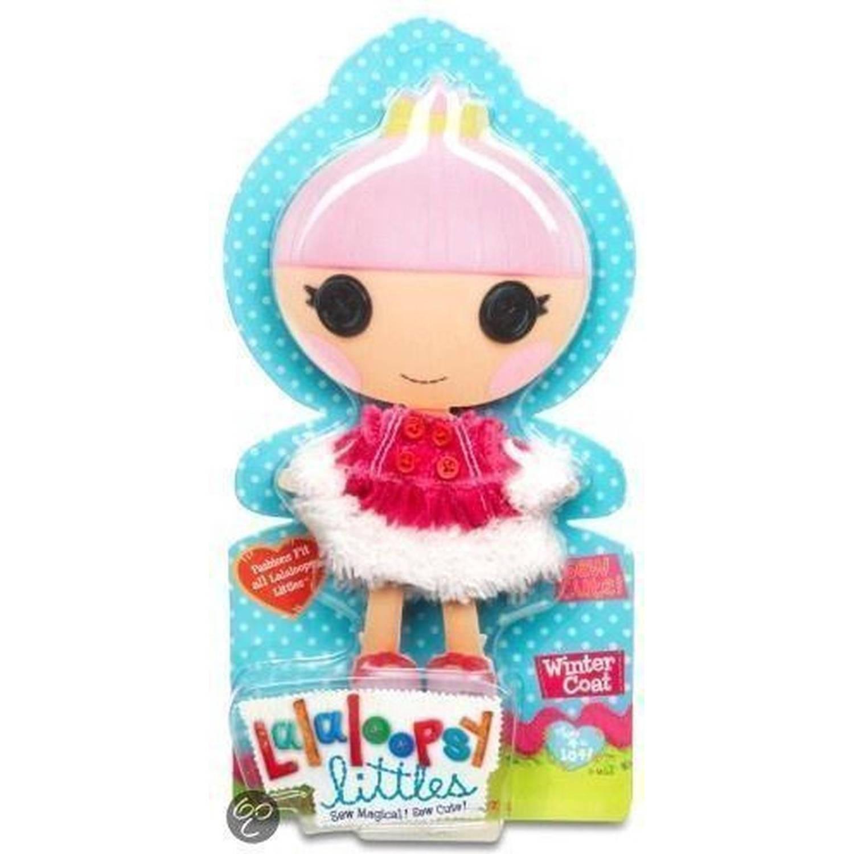 Lalaloopsy Littles Winterjas Roze