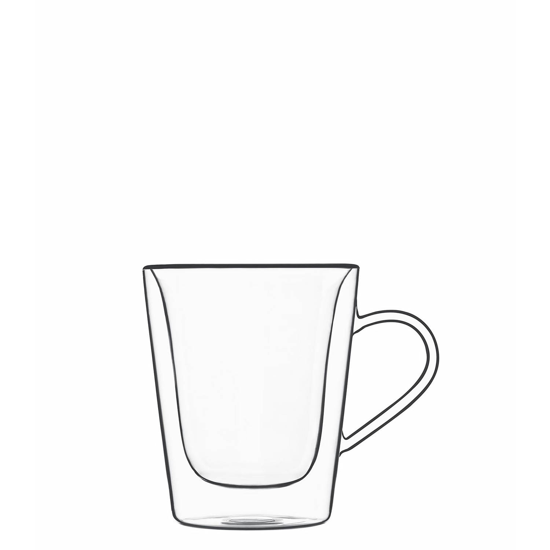 Bormioli Luigi - Thermic Glass Drink - 2 Espresso Mug