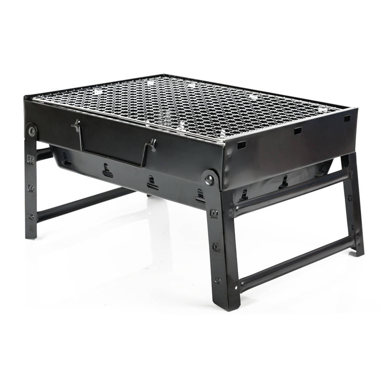 Portable Houtskool Bbq - Barbecue Inklapbaar - Houtskool Bbq -