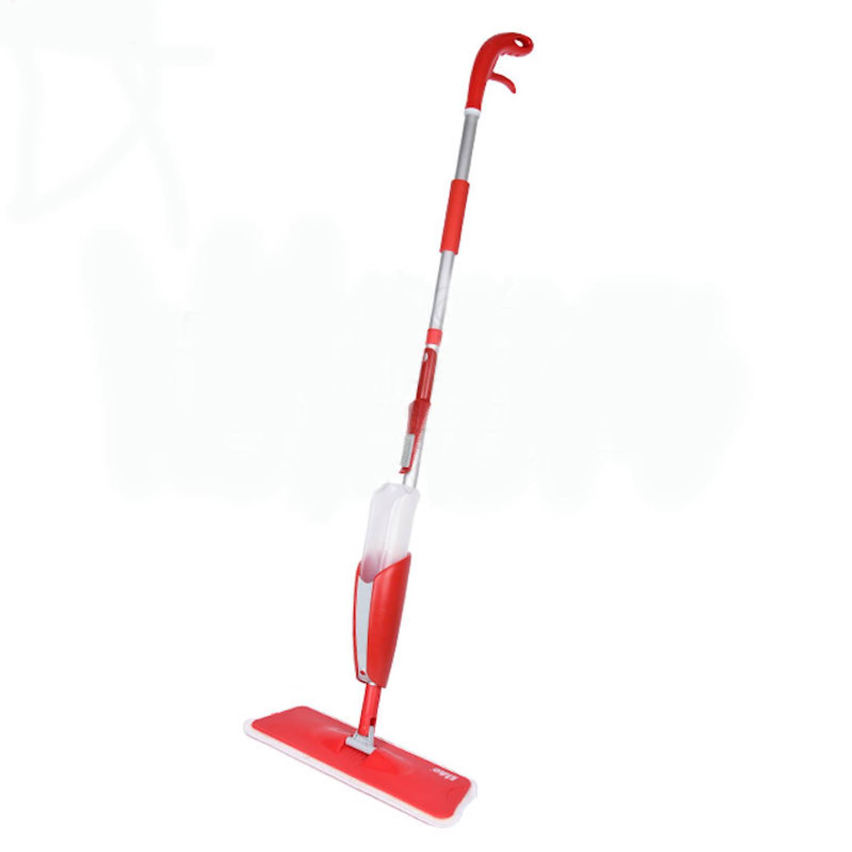 2-in-1 Vloerwissers Dweilsysteem Met Spray Functie - Mop Voor Dweilen