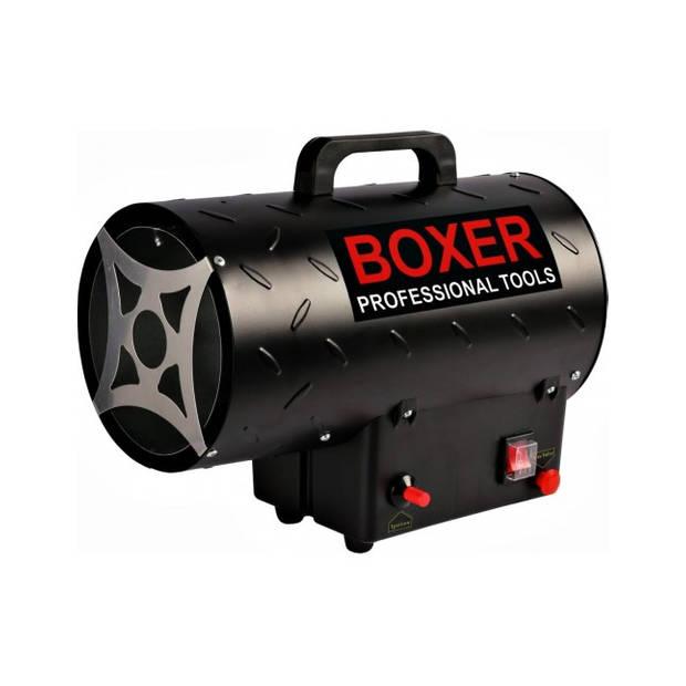 Boxer Gaskachel Draagbaar 50 kW - Heteluchtkanon op Gas