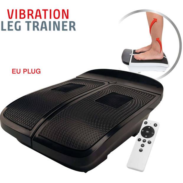 BioEnergizer Vibratiebeentrainer zwart