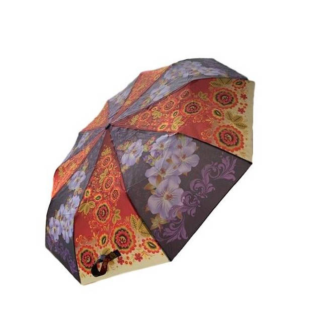 Luxe Paraplu Flowers - Ø 96 cm - Met Hoes